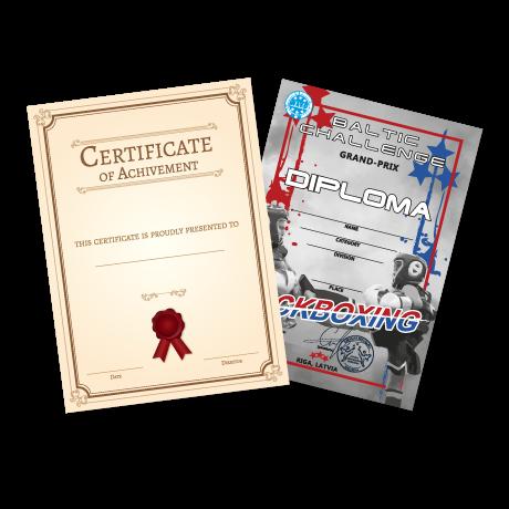 Premium Diplomas