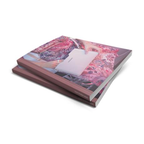 Līmētas brošūras